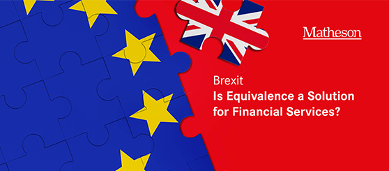 Brexit  - Is Equivalence a Solution