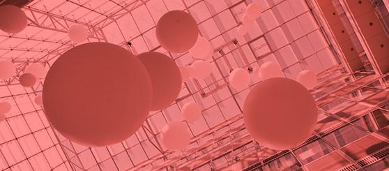 Red Atrium Image